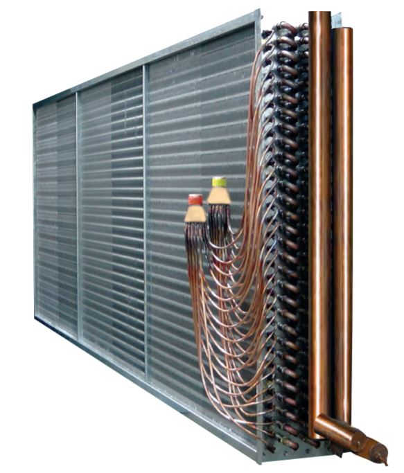 Stacking Evaporator Coil Stages Hvac School