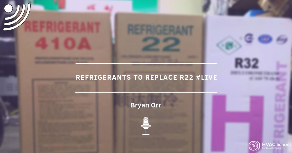 HVAC - R22 Replacement