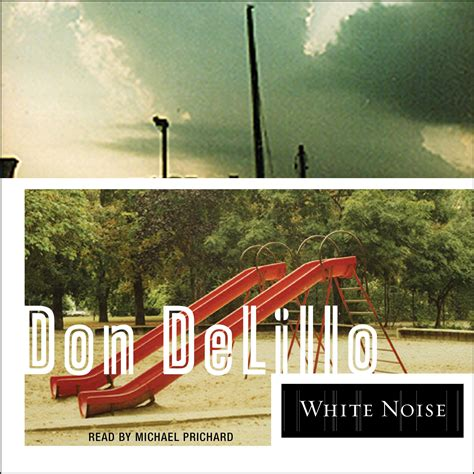 White Noise Book Cover